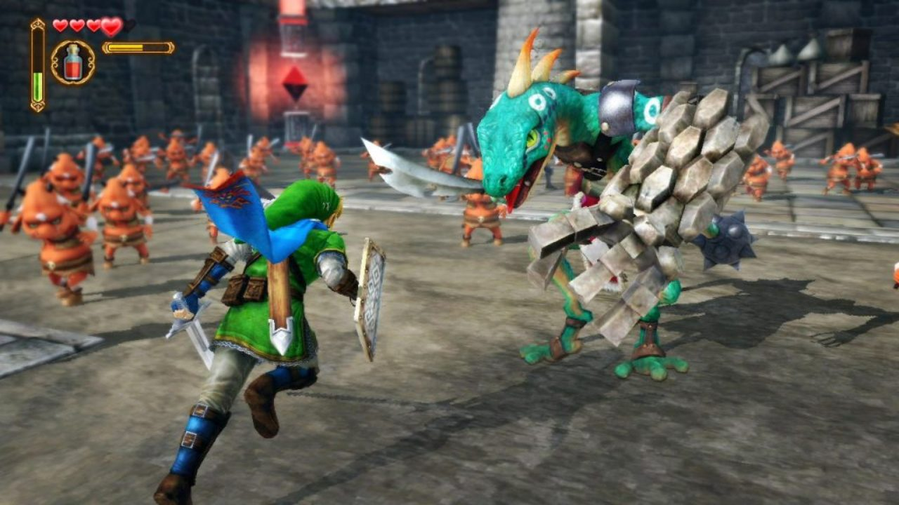 Hyrule Warriors Definitive Edition Review Warriors Come Out To Play