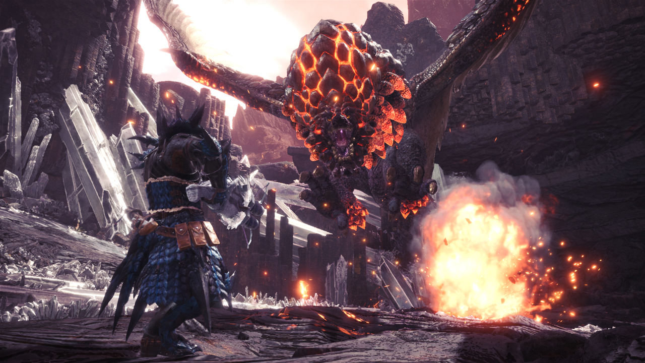 Monster Hunter World Updated Event Schedule 1