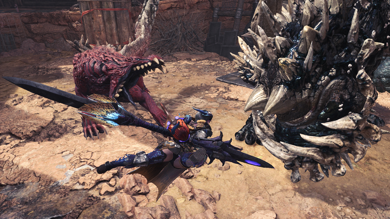 Monster Hunter World Updated Event Schedule 7