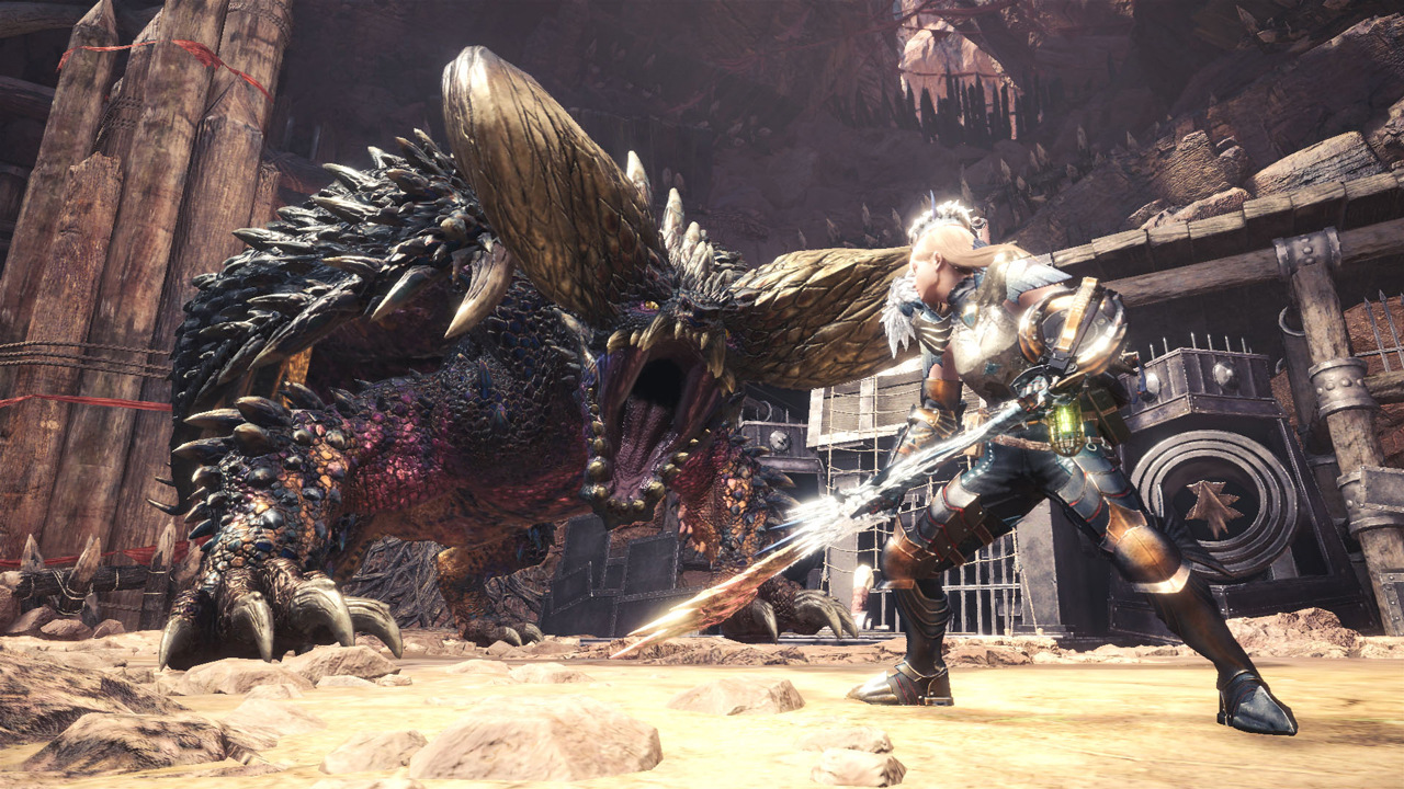 Monster Hunter World Updated Event Schedule 8
