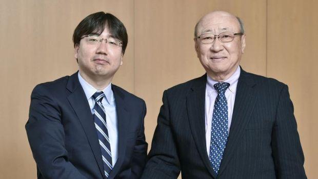Nintendo President Shuntaro Furukawa_Tatsumi Kimishima