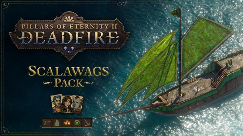 Pillars of Eternity 2 Deadfire Scalawags Pack