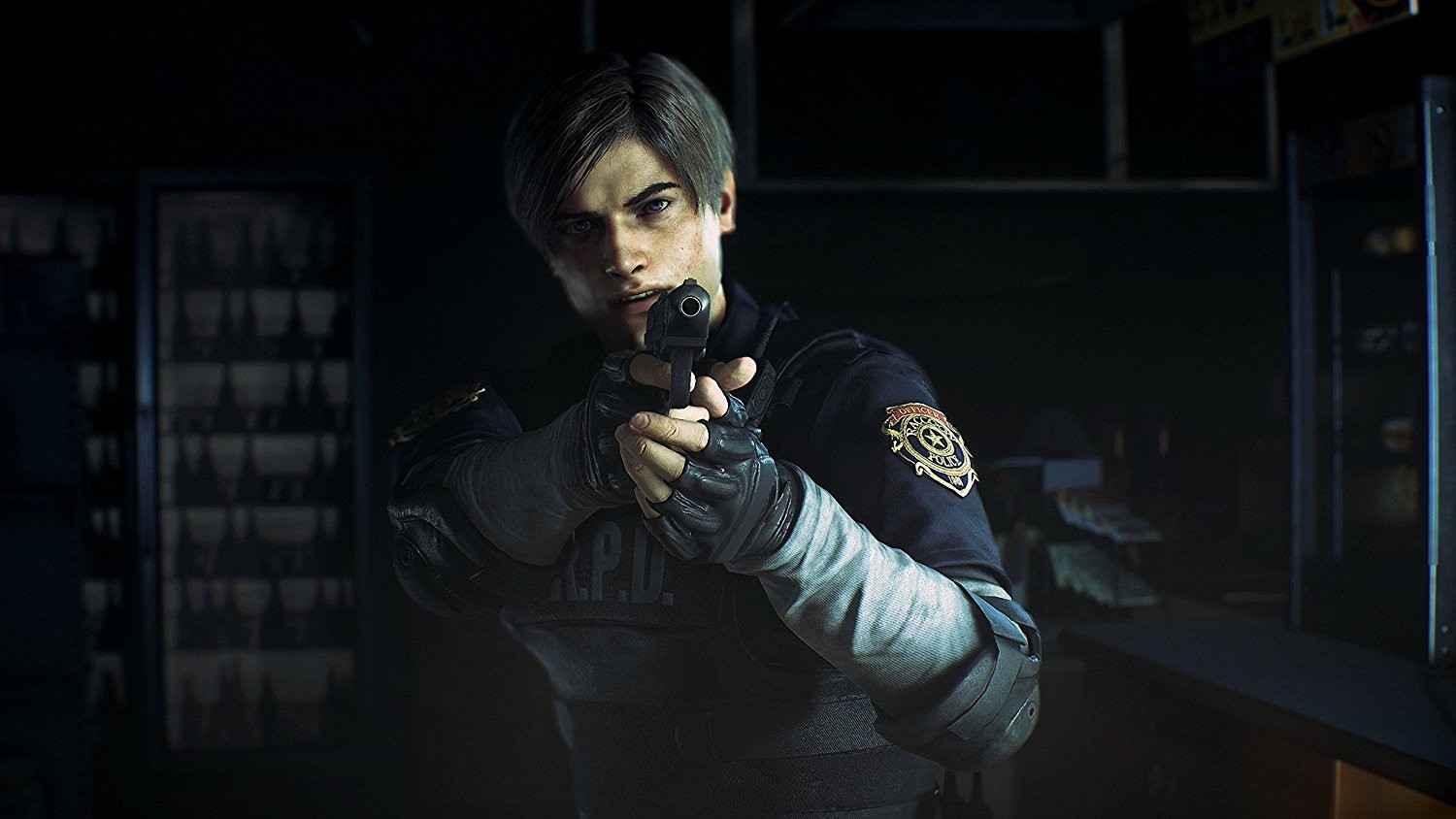 Resident Evil 2 Can Look Like A PS1 Game On Lowest Graphical