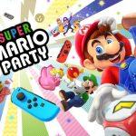 Super Mario Party Sales Hit 1.5 Million in October
