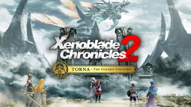 Xenoblade Chronicles 2 Torna - The Golden Country