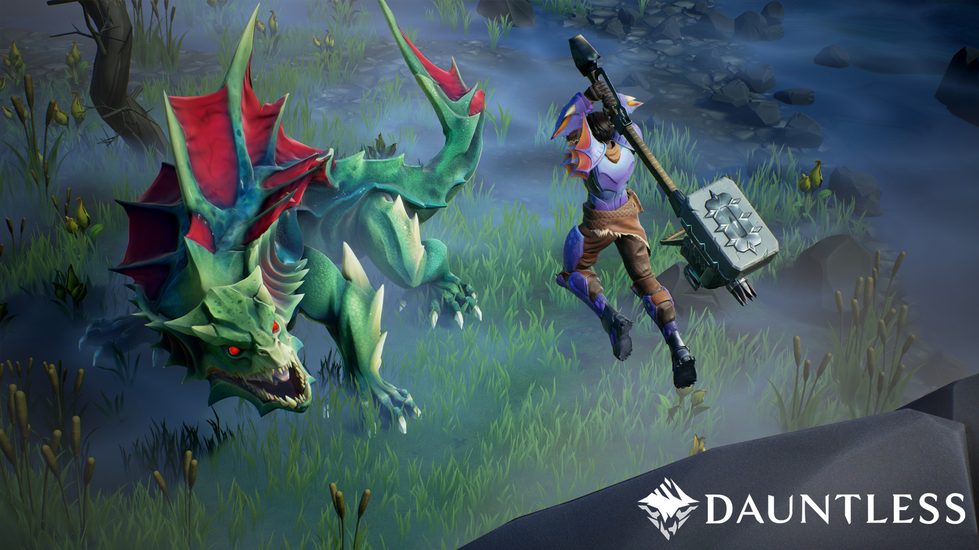 Dauntless Review – Behemoth Hunter