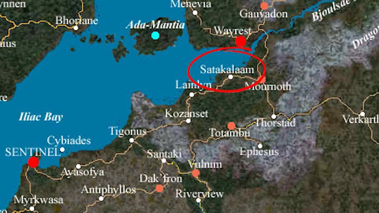 Risultati immagini per hammerfell map