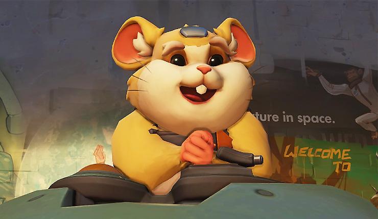 hammond the hamster overwatch