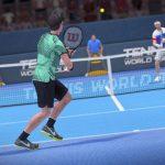 Tennis World Tour Review – Not A Grand Slam