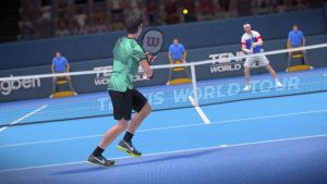 Tennis World Tour Review – Not A Grand Slam