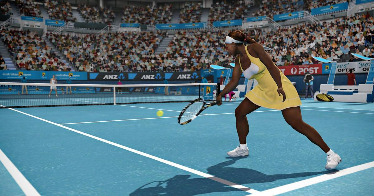 Tennis World Open 2020: Ultimate 3D Sports Games - Apps on ...