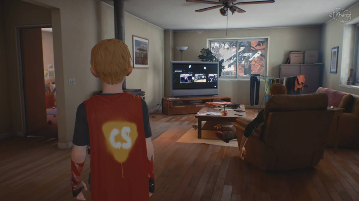 The Awesome Adventures Of Captain Spirit Walkthrough With