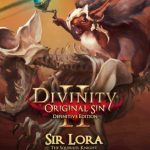 Divinity: Original Sin 2 Trailer Showcases Sir Lora and His Undead Steed