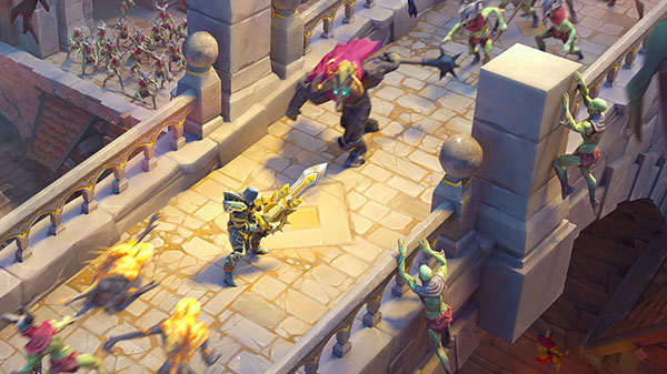 Dungeon Hunter V Drops Striking PS4, PS Vita Debut Trailer