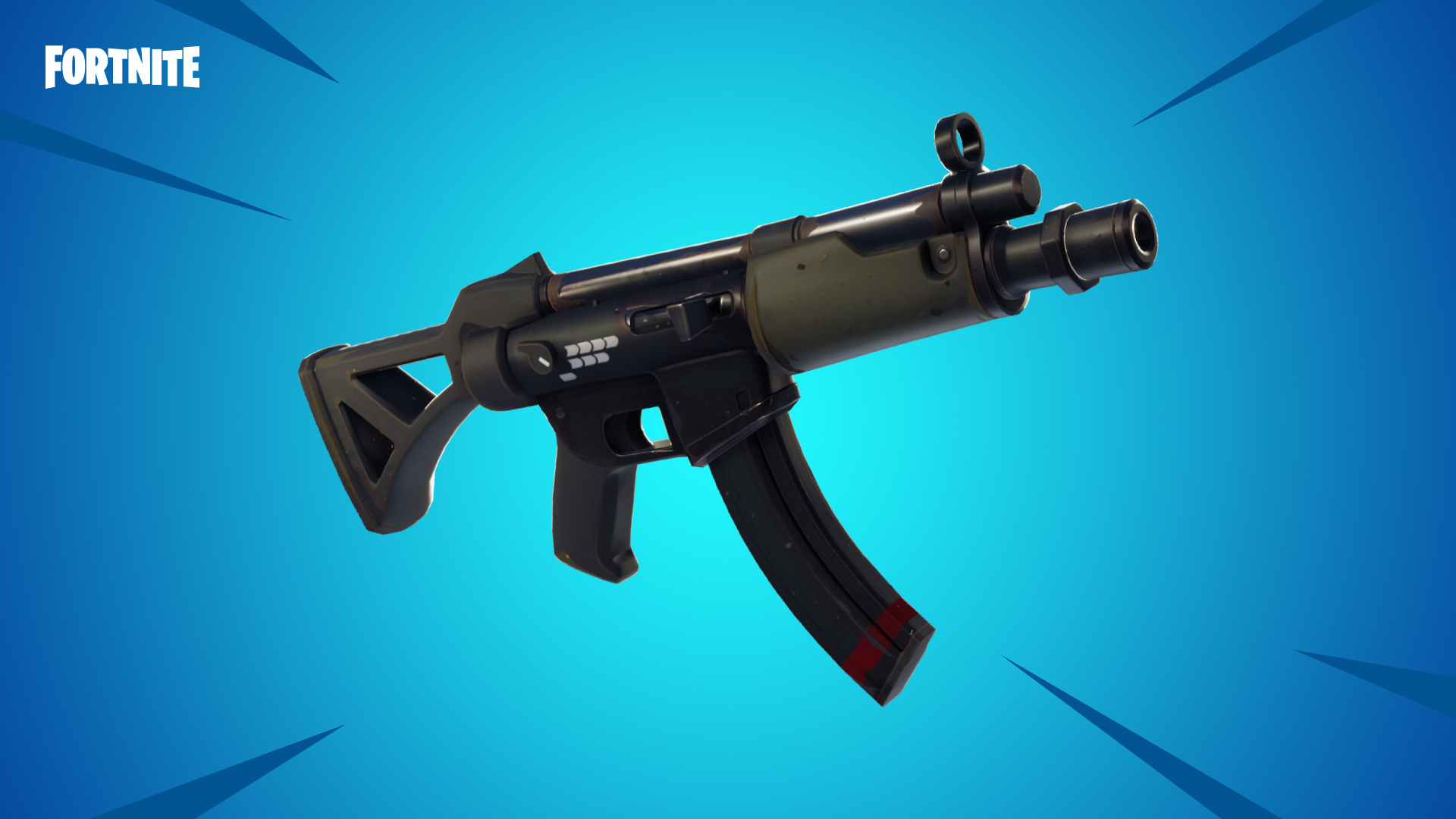 Fortnite Battle Royale SMG