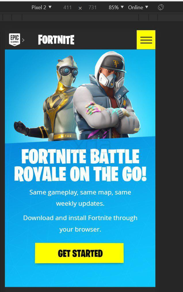 Fortnite On Android Will Not Be Launching Via Google Play
