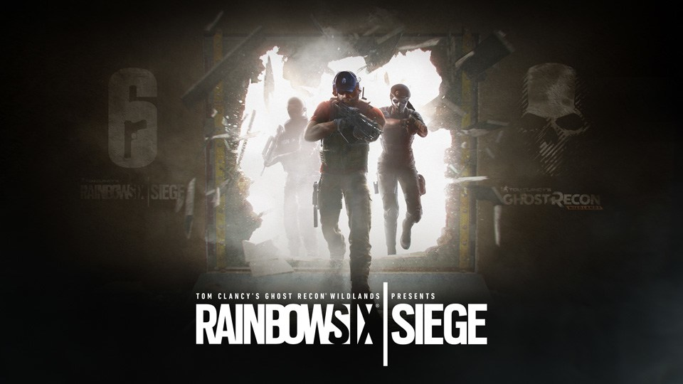 Ghost Recon Wildlands Rainbow Six Siege