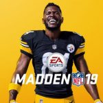 Madden NFL 19 Standard Edition Features Antonio Brown As Its Cover Athlete