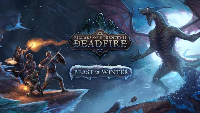 Pillars of Eternity 2 Deadfire Beast of Winter