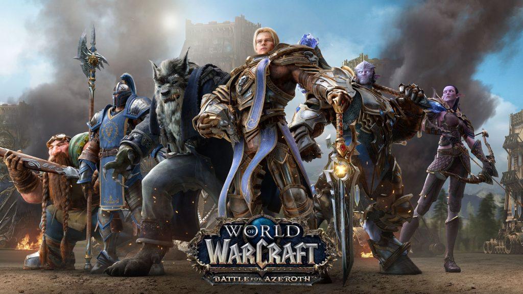 World of Warcraft Schlacht um Azeroth
