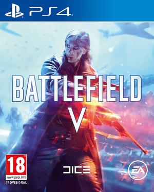 Battlefield 5 Box Art
