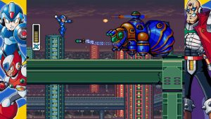 Mega Man X Legacy Collection 1+2 Review – The Saga of X and Zero