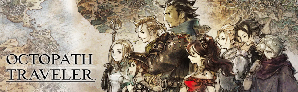 Octopath Traveler Review – New Old-School