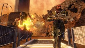 Red Faction: Guerrilla Re-Mars-Tered Edition Review – A Flawed Experience
