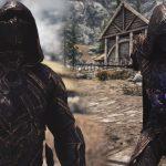 Skyrim: Special Edition Mod Seriously Shines Up Nightingale Armour