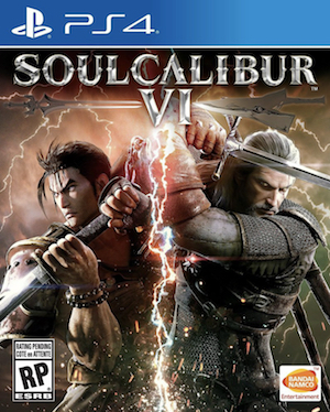 Soulcalibur VI Box Art