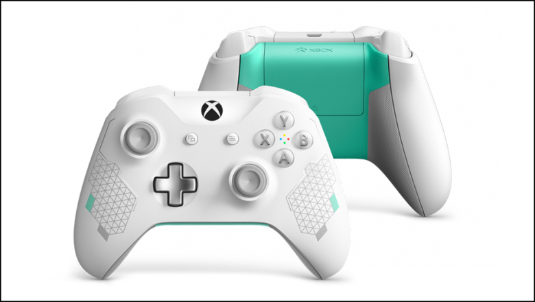 xbox one sport controller