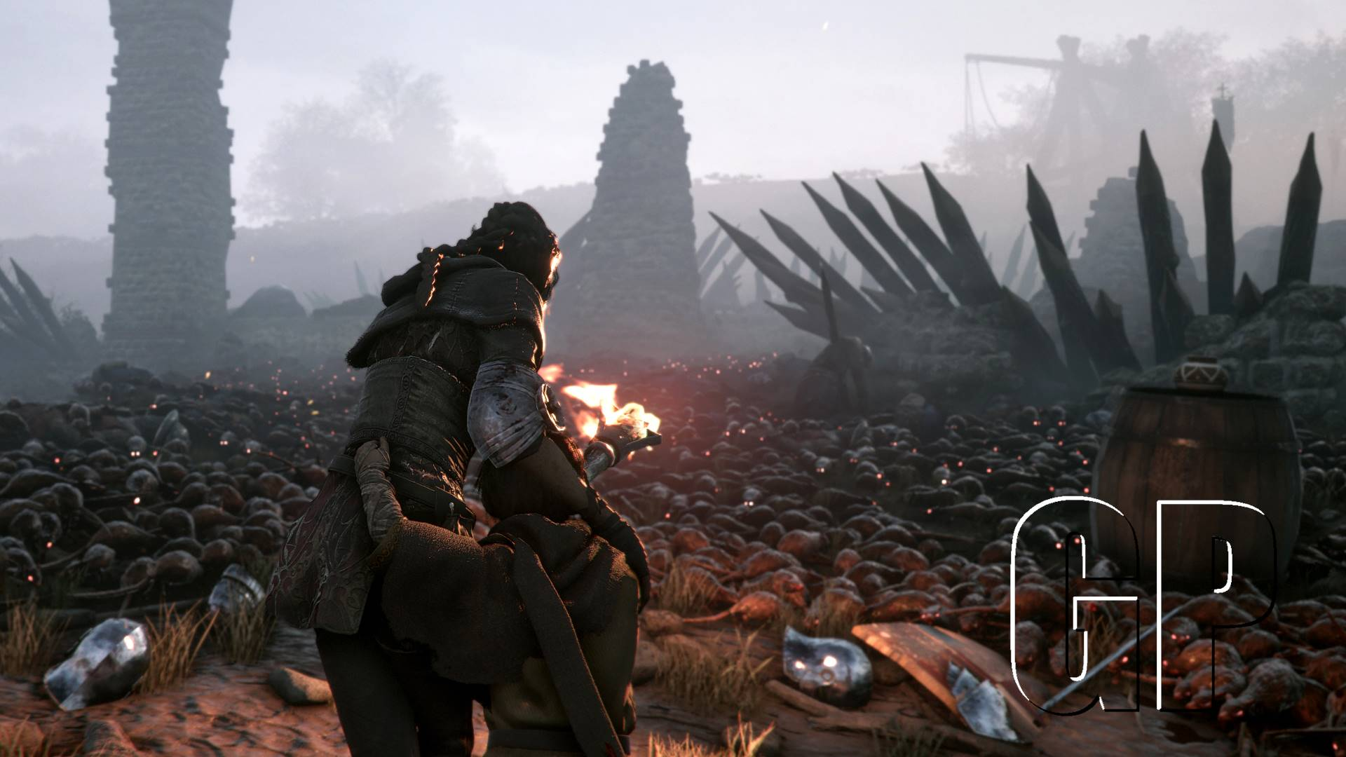 A Plague Tale: Innocence Graphics Analysis – One of the Best Looking