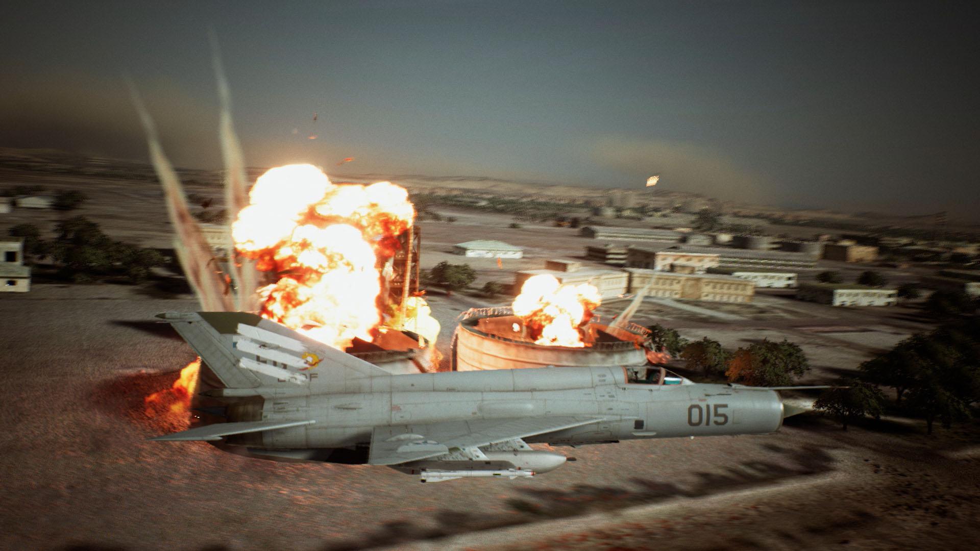 Ace Combat 7 43