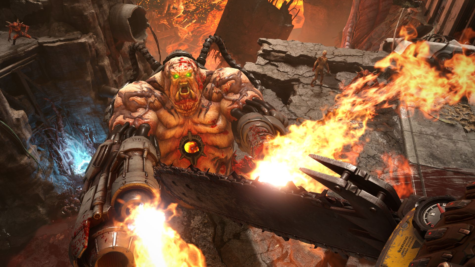 DOOM Eternal Screenshot 1