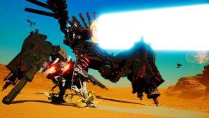 Daemon X Machina Review – Mecha Hunter