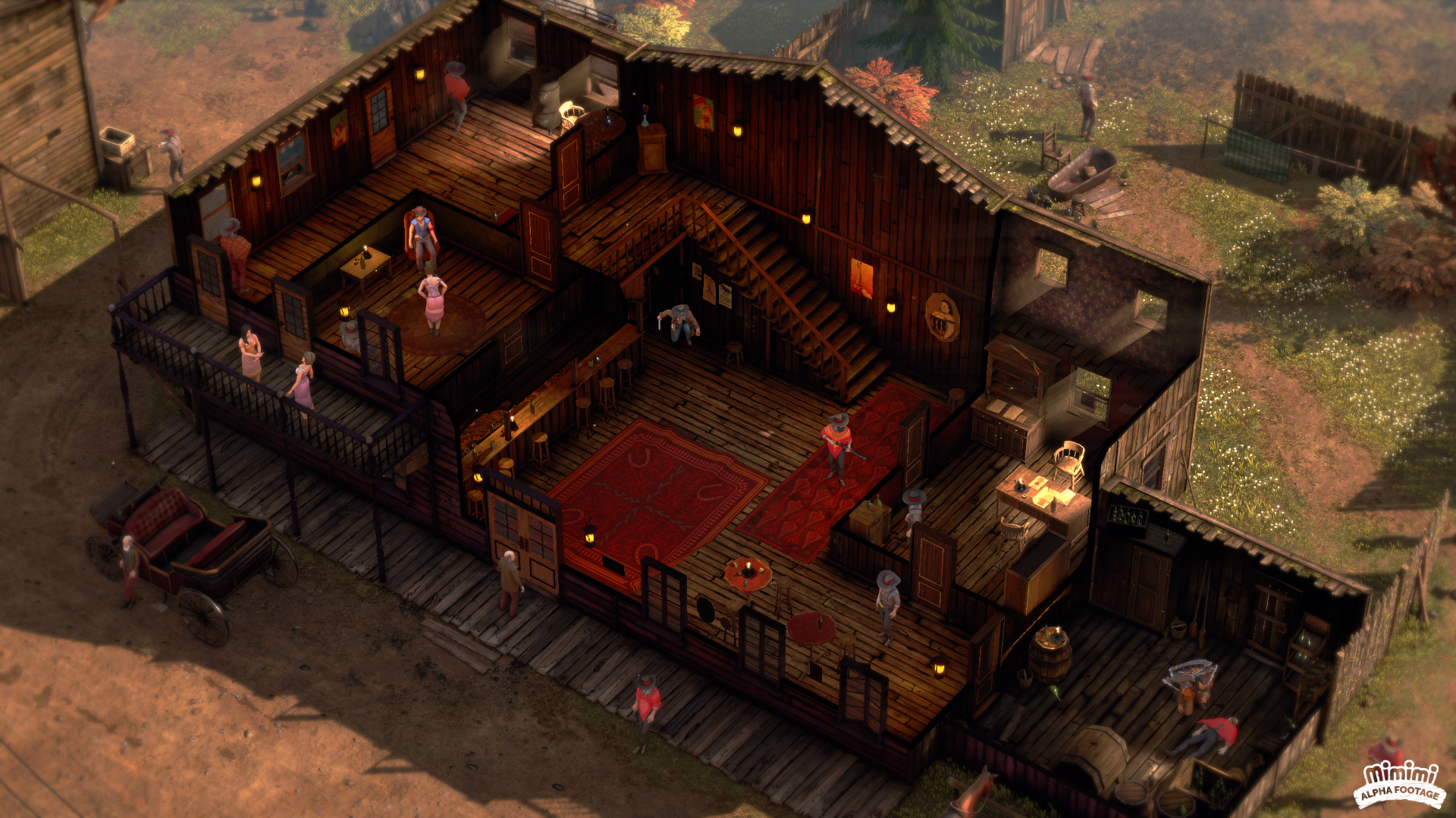 Desperados 3 Announced By Thq Nordic Releasing In 2019 For Ps4 Xbox One And Pc