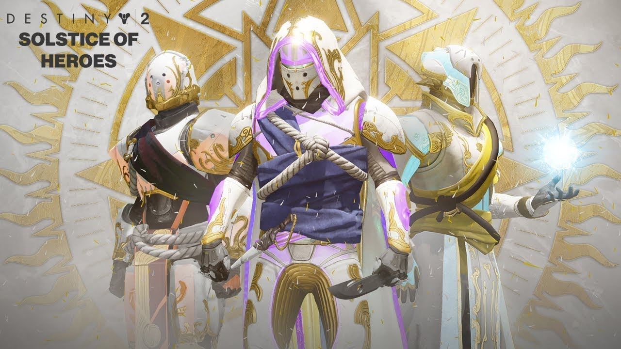 Destiny 2 Solstice of Heroes
