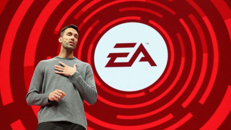 EA Patrick Söderlund