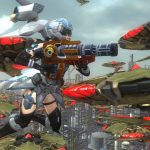 Earth Defense force 5 5