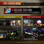 Earth Defense force 5 pre-order