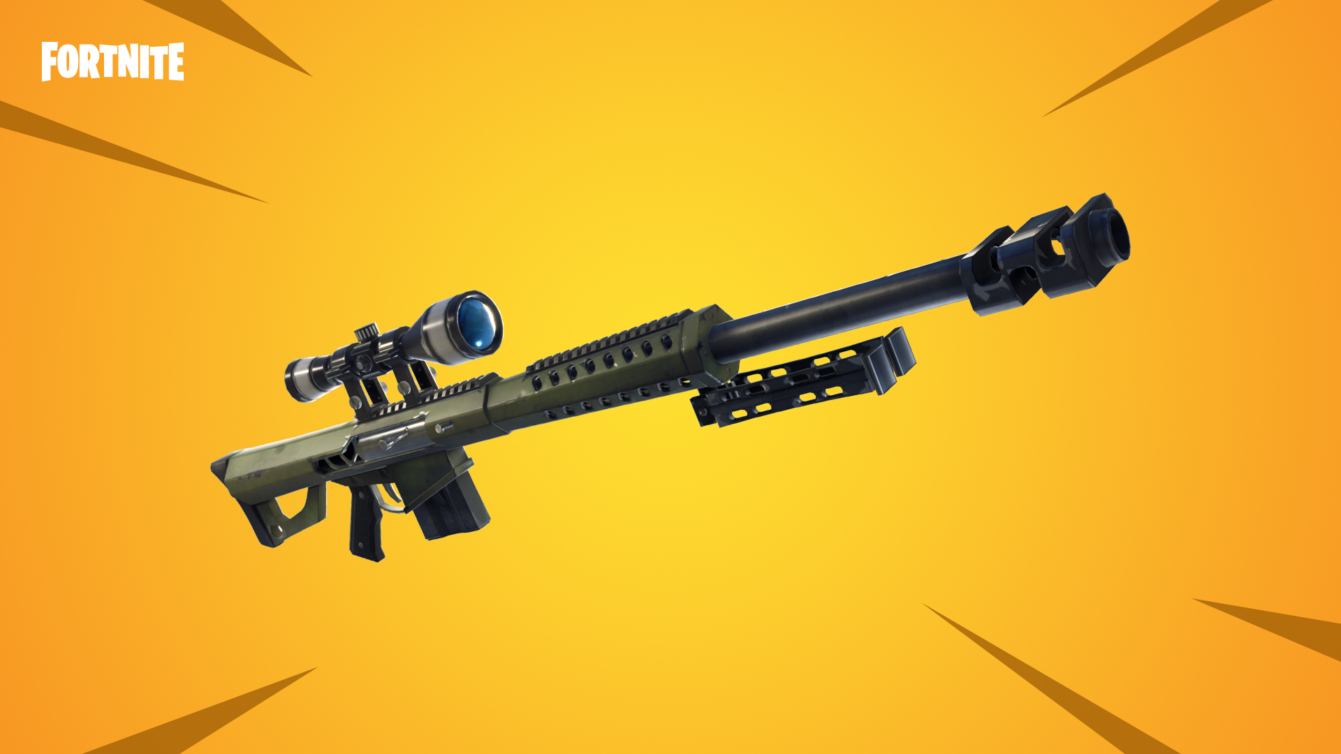 Fortnite Battle Royale Heavy Sniper