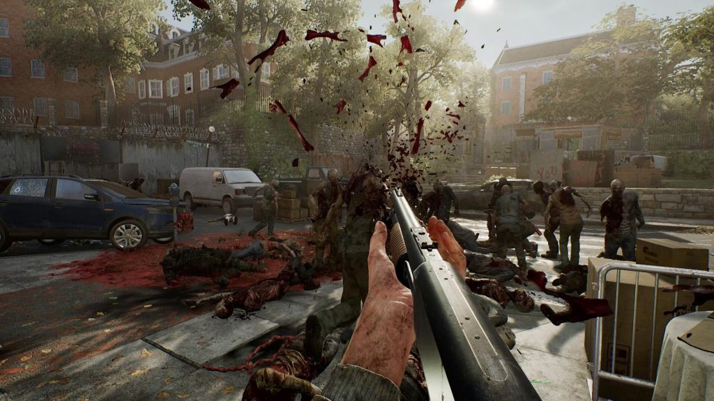 Overkill's The Walking Dead Screenshot