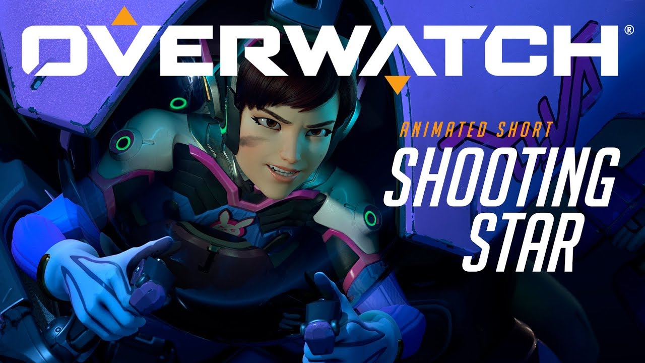 Overwatch Shooting Star