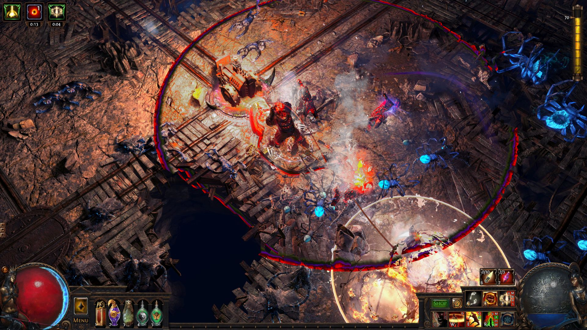 Path of Exile Delve League