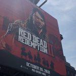 Red Dead Redemption 2 Marketing Billboard 2