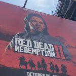 Red Dead Redemption 2 Marketing Billboard 3