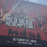 Red Dead Redemption 2 Marketing Billboard 4