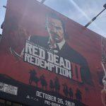 Red Dead Redemption 2 Marketing Billboard 5