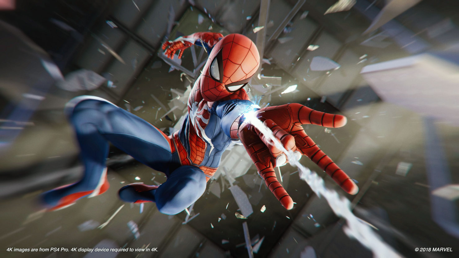 Spider-Man Screenshot 1