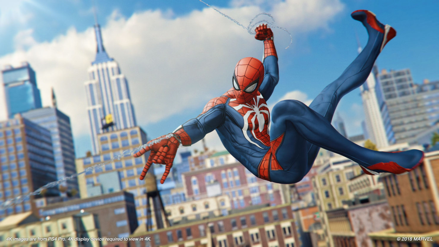 Spider-Man Screenshot 3